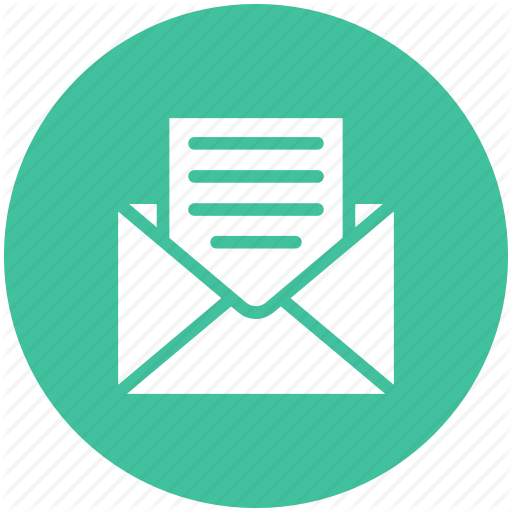 E Newsletter, Email Newsletter, Newsletter Icon Icon