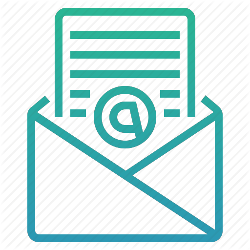 Email, Letter, Mail, Message, News, Newsletter, Subscribe Icon