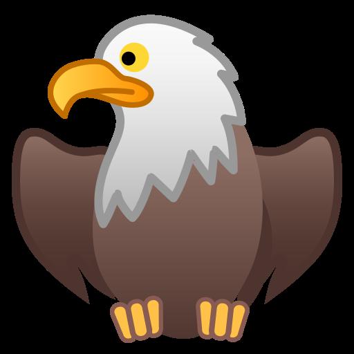 Eagle Icon Free Of Noto Emoji Animals Nature Icons