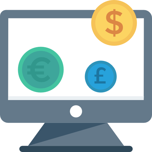 Earn Icon Banking And Finance Dinosoftlabs