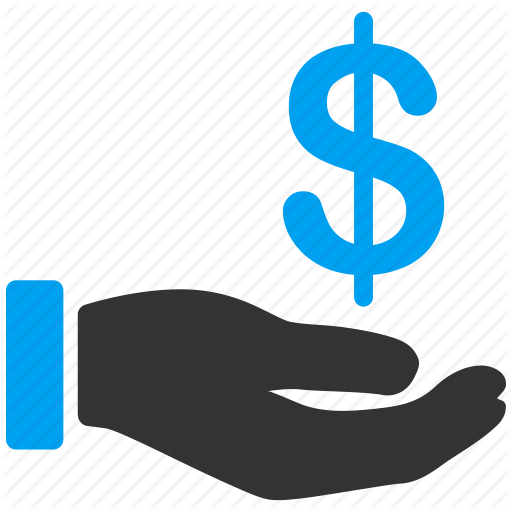 Banking Service, Donation, Earn, Money, Offer, Payment, Salary Icon