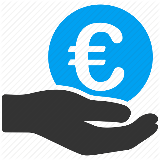 Earn, Euro, European, Pay, Payment, Salary, Spend Icon