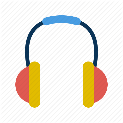 Audio, Earphone, Earspeakers, Gadget, Headphone, Headphones Icon
