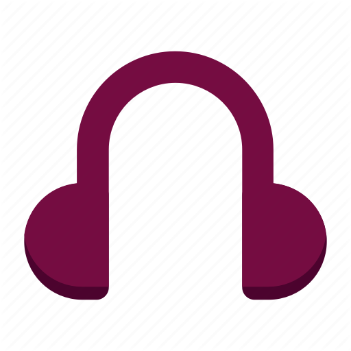 Earphone, Headphone, Headset Icon