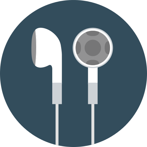 Earphone Png Icon