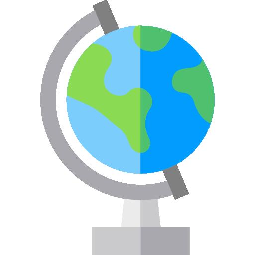 Earth Globe Icon Renewable Energy Freepik