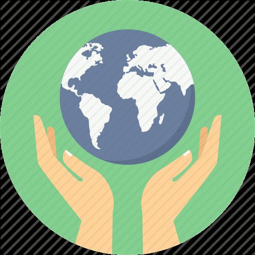 Earth, Guardar, Save Icon