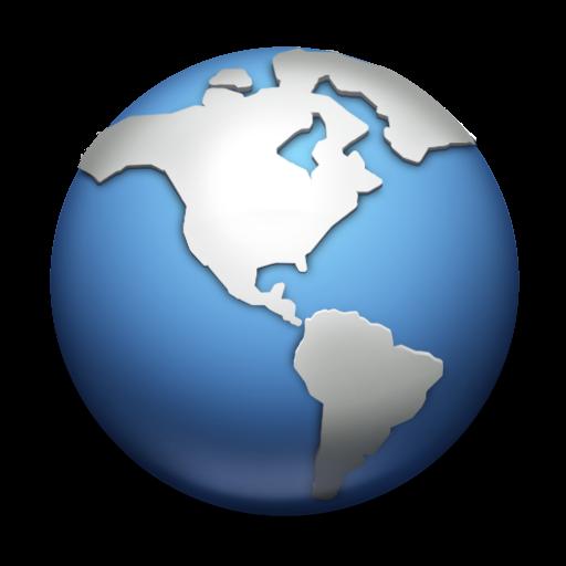 Earth Icon Mac Iconset