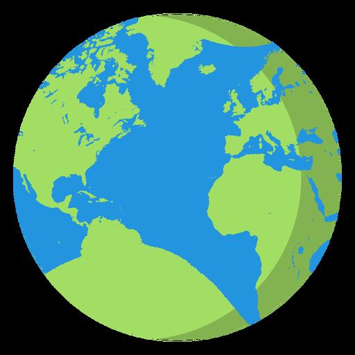 Earth Planet Icon Earth Icon