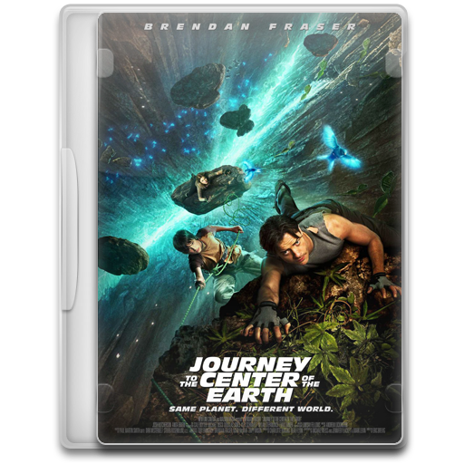 Journey To The Center Of The Earth Icon Movie Mega Pack