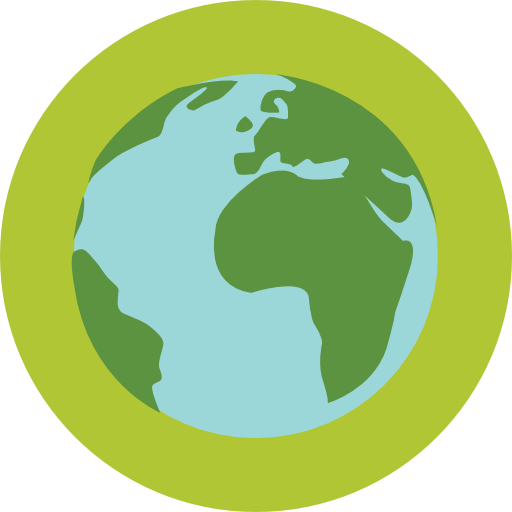 Nature Planet Earth Icon