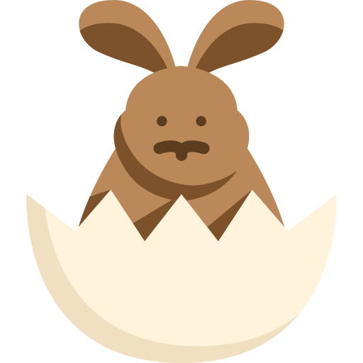 Easter Bunny Rabbit Png Icon