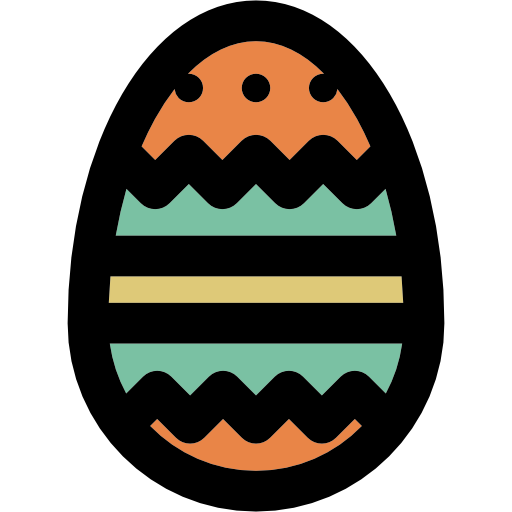 Easter Egg Icons Free Download
