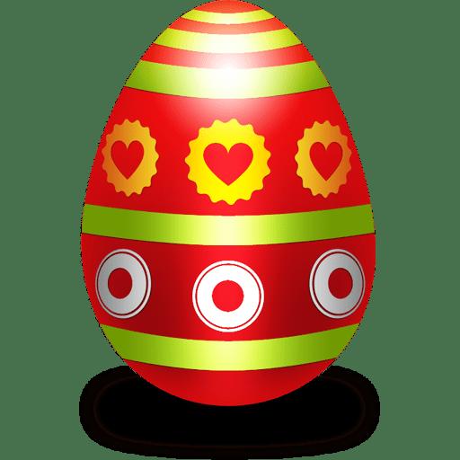 Easter Egg Template