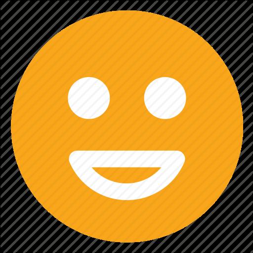 Easy, Emoji, Face, Smiley Icon