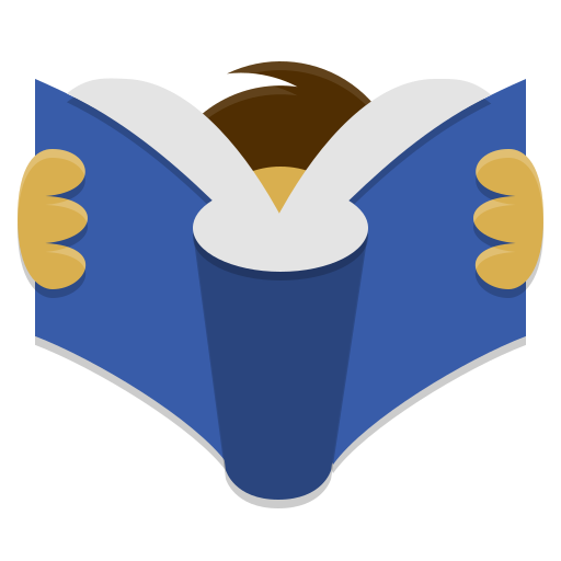 Easy Ebook Viewer Icon Papirus Apps Iconset Papirus