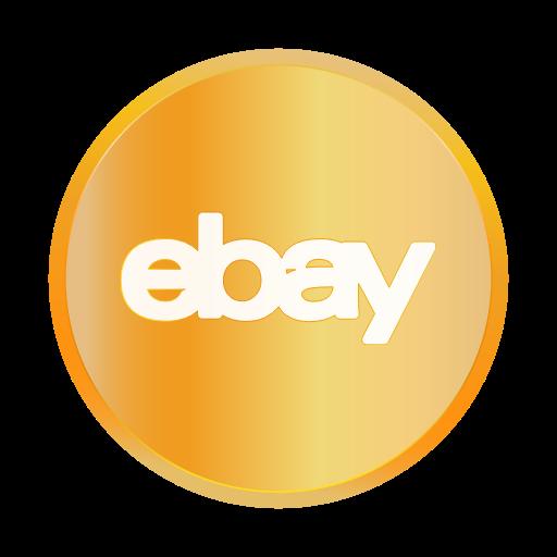 Ebay, Internet, Online, Service, Shopping, Web Icon