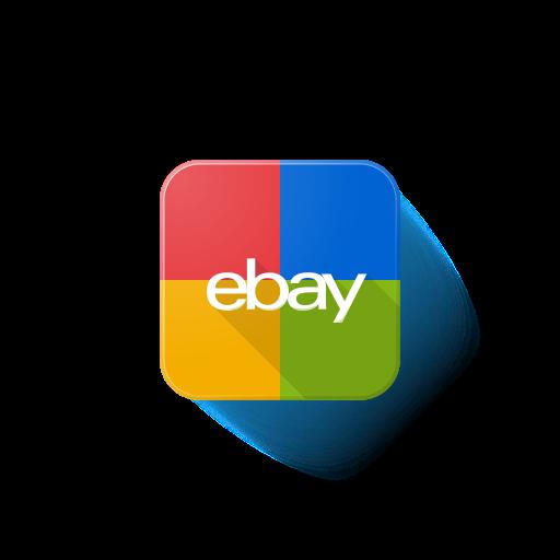 Logo, Ebay Icon