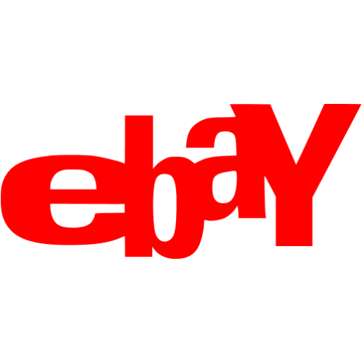 Red Ebay Icon