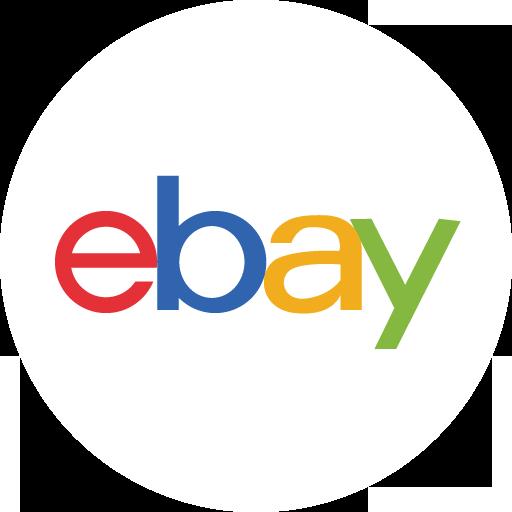 Ebay Icon Basic Round Social Iconset S Icons