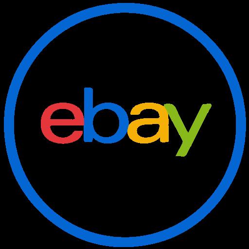 Ebay Icon Free Of Social Icons Circular Color