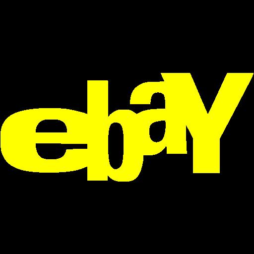 Yellow Ebay Icon
