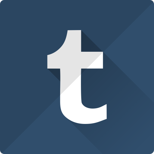 Social, Network, Shortcut, Online, Internet, Tumblr Icon