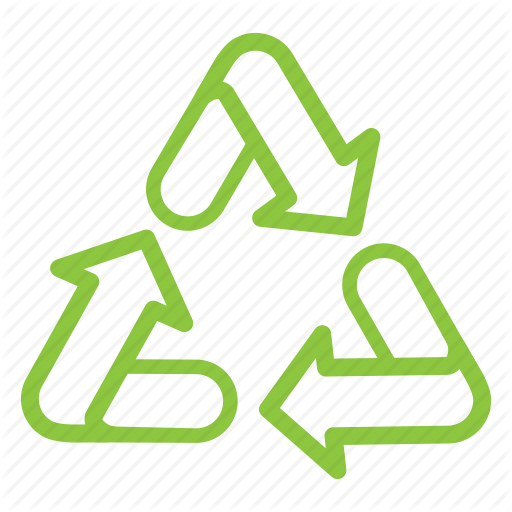 Arrow, Eco, Eco Friendly, Ecology, Recycle, Recycling Icon