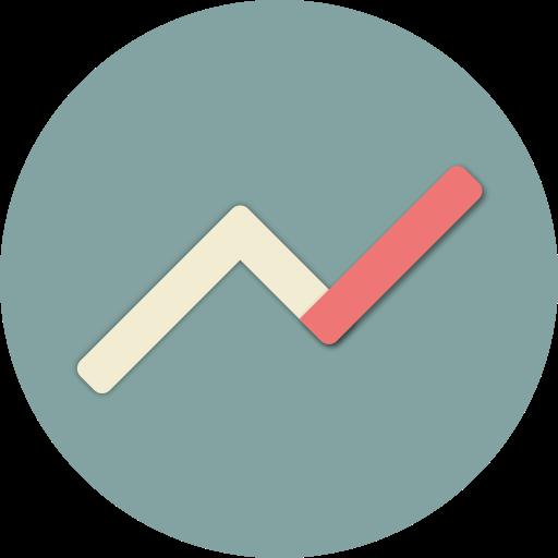 Currency, Diagram, Economy, Graph, Linear, Money, Presentation Icon