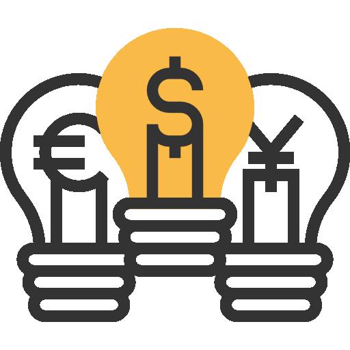 Market And Economy Icon