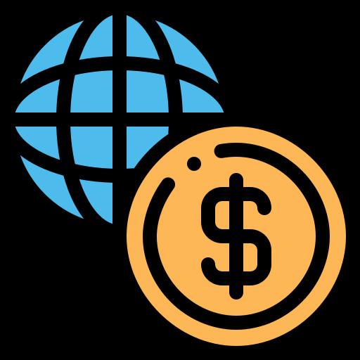 Economy, Graph, Statistics Icon Free Of Banking Vol