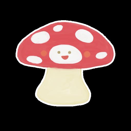 Mushroom Icon Library