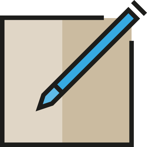 Edit Tools, Edit, Pencil Icon