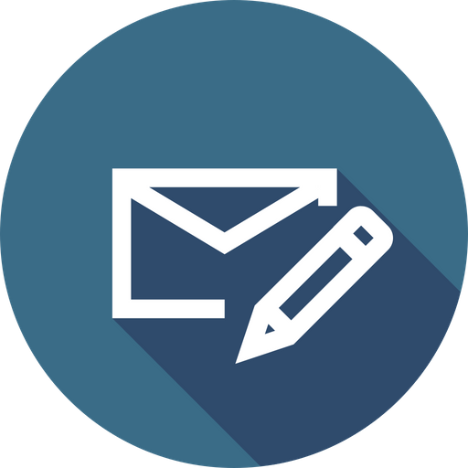 Mail, Edit, Write, Message, Email, Pencil, Interface, Ui