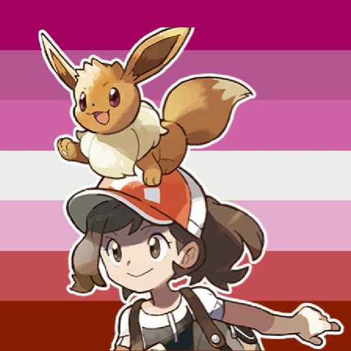 Let's Go Eevee Icons Lgbt Amino