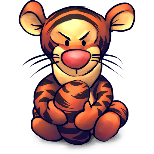 Crazy But Freaky! Tigger! Tigger Disney, Tigger