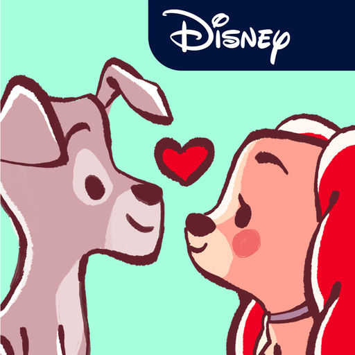 Disney Stickers Love