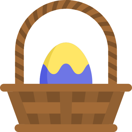 Easter Egg Easter Png Icon