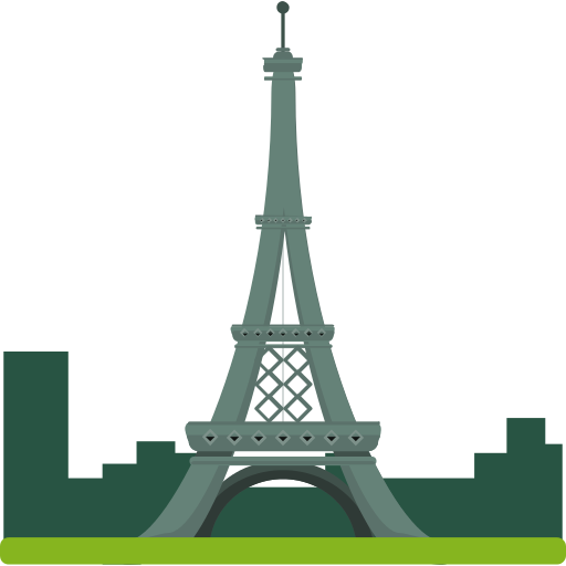 Eiffel Tower Png Icon