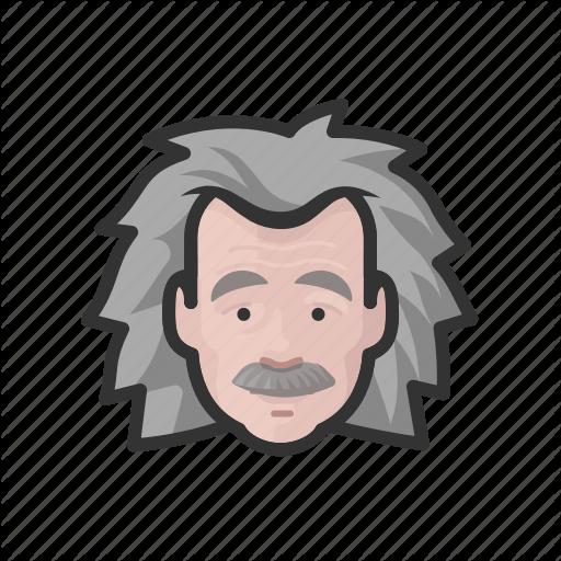Albert, Avatar, Avatars, Einstein, Physicist, Scientist Icon