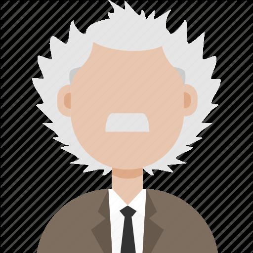 Albert, Avatar, Einstein, Physics Icon
