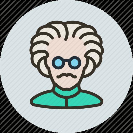 Assistant, Doctor, Einstein, Mad, Professor, Scientist, Tester Icon