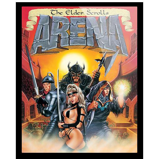 Icon The Elder Scrolls Arena