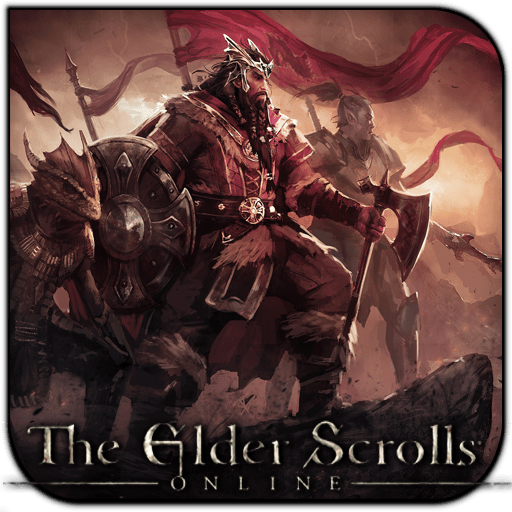 Elder Dock Scrolls Online Icon