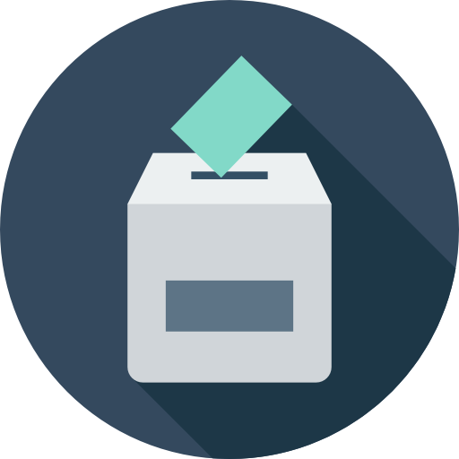 Elections, Election Icons, Envelope, Election, Votes, Box, Signs