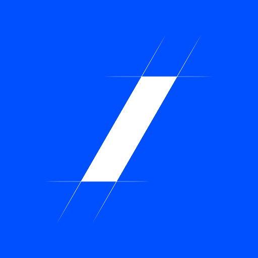 Slash Grid On Twitter + Energy Logo Design The Logo