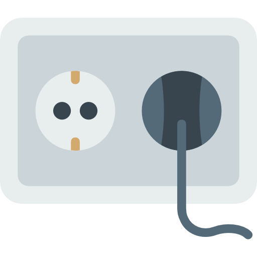 Plug Socket Icons