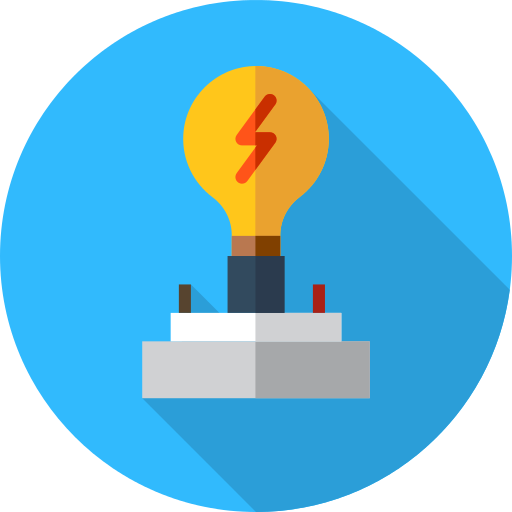 Brainstorming Electricity Png Icon