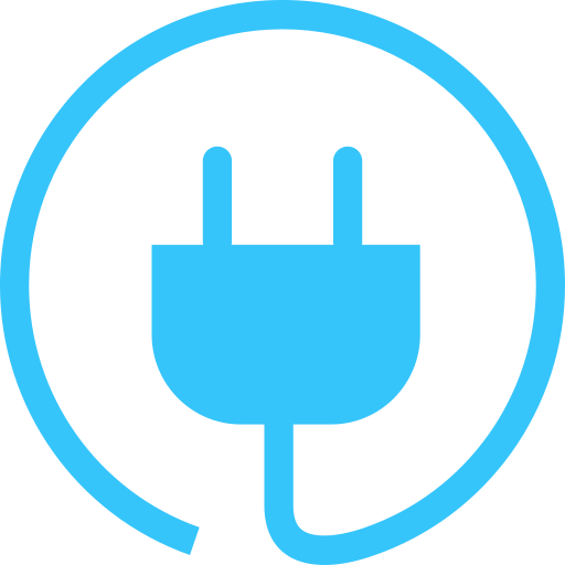 Charging Charging, Electricity Icon With Png And Vector