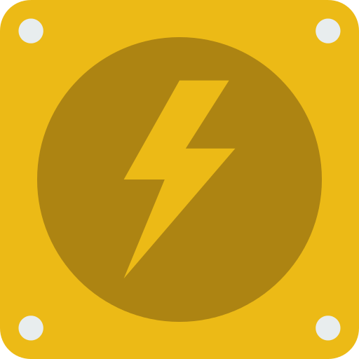 Electricity Technology Png Icon